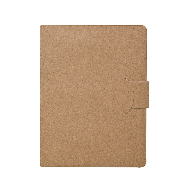 Lepící papírky CHETTA - hnědá