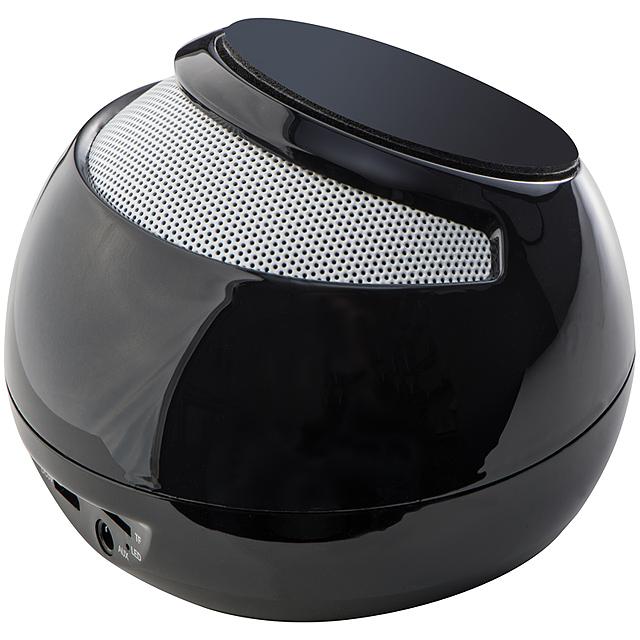 Bluetooth reproduktor s držákem - černá