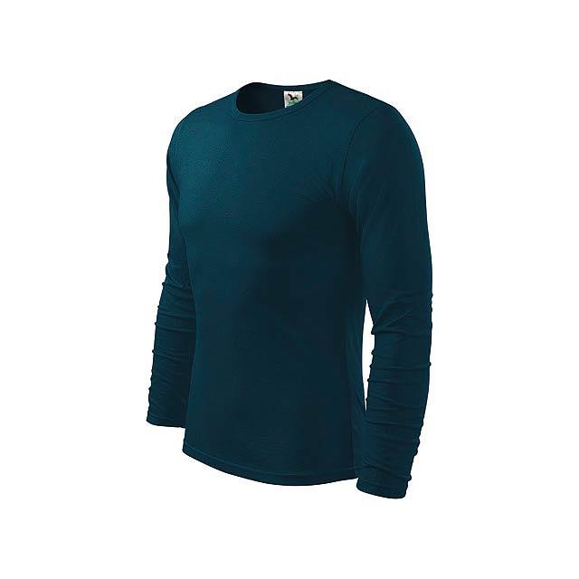 FIT-T LONG 160 - pánské tričko 160 g/m2, vel. S, ADLER - modrá