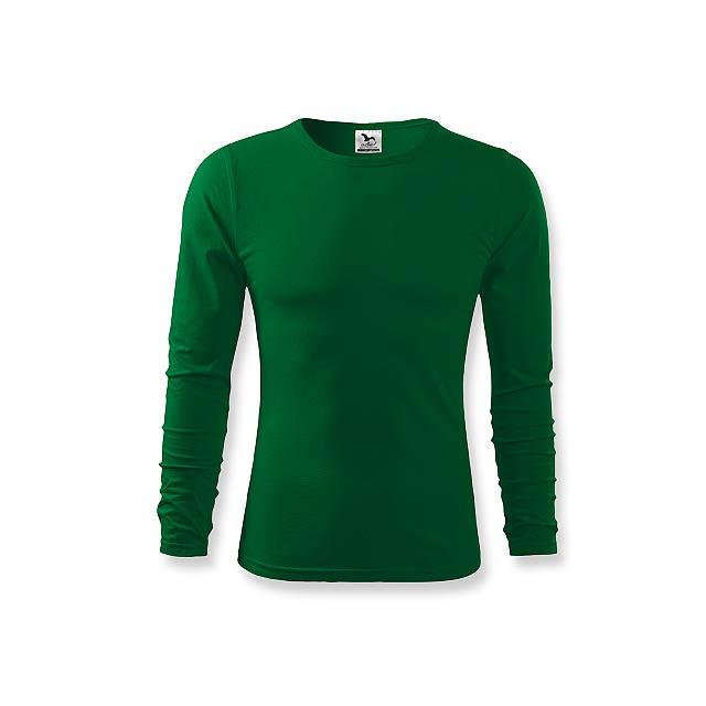 FIT-T LONG 160 - pánské tričko 160 g/m2, vel. L, ADLER - zelená