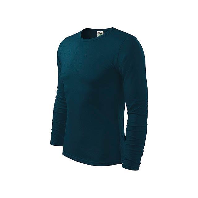FIT-T LONG 160 - pánské tričko 160 g/m2, vel. XXL, ADLER - modrá
