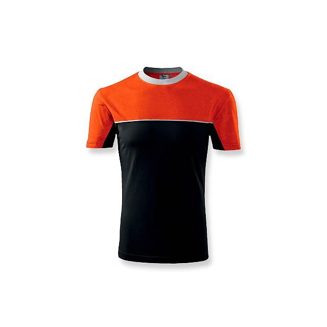 FLOYD pánské tričko 200 g/m2, vel. L, ADLER, Oranžová - oranžová