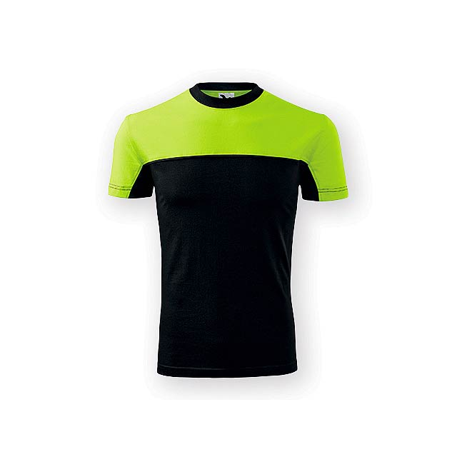 FLOYD pánské tričko 200 g/m2, vel. L, ADLER, Limetkově zelená - zelená