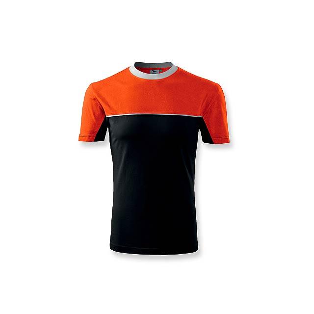 FLOYD pánské tričko 200 g/m2, vel. XL, ADLER, Oranžová - oranžová