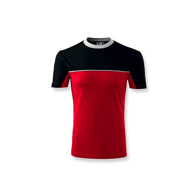 FLOYD - pánské tričko 200 g/m2, vel. XXL, ADLER - červená