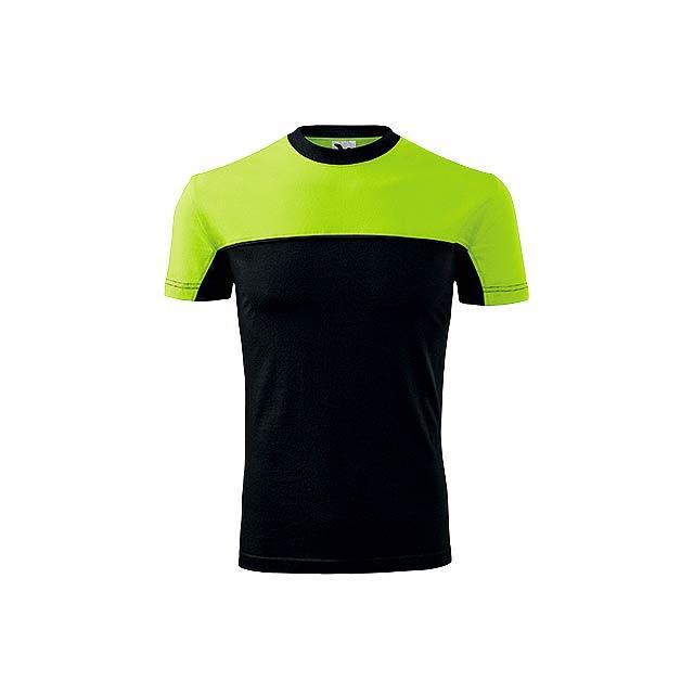 FLOYD pánské tričko 200 g/m2, vel. XXL, ADLER, Limetkově zelená - zelená