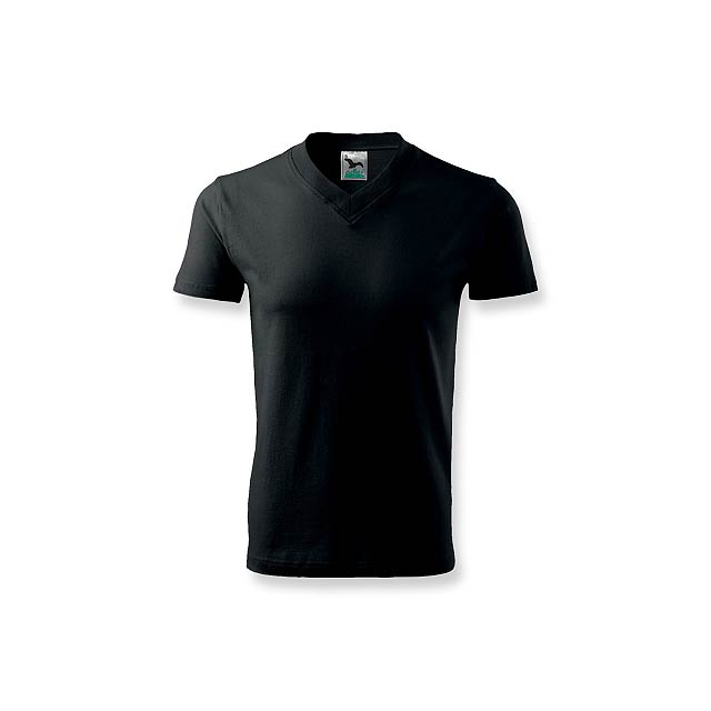 LUKA - unisex tričko 160 g/m2, vel. XXL, ADLER - černá