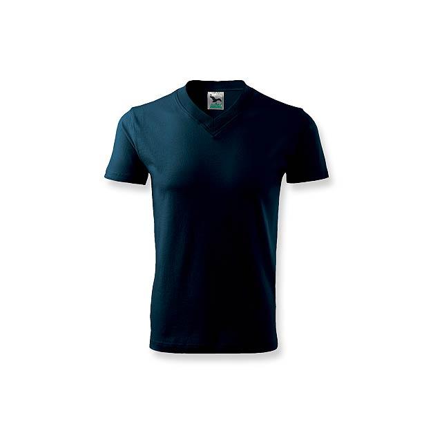LUKA - unisex tričko 160 g/m2, vel. XXL, ADLER - modrá