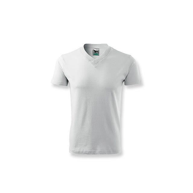 LUKA - unisex tričko 160 g/m2, vel. XXXL, ADLER - bílá