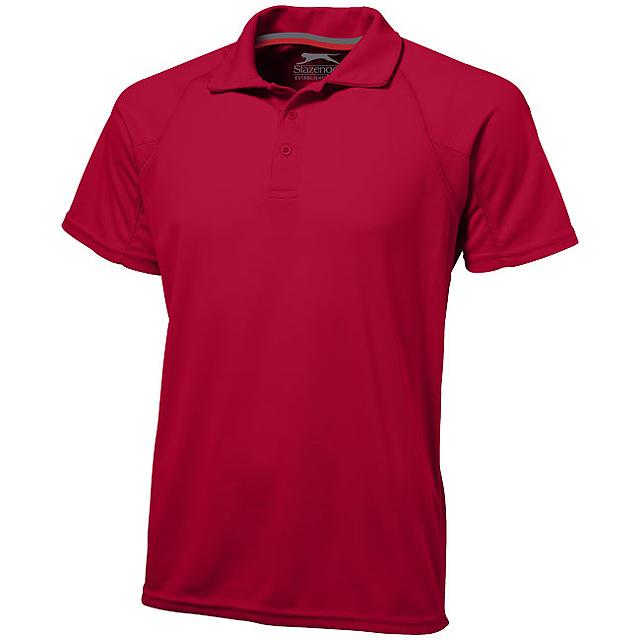 Pánská sportovní polokošile Game - červená
