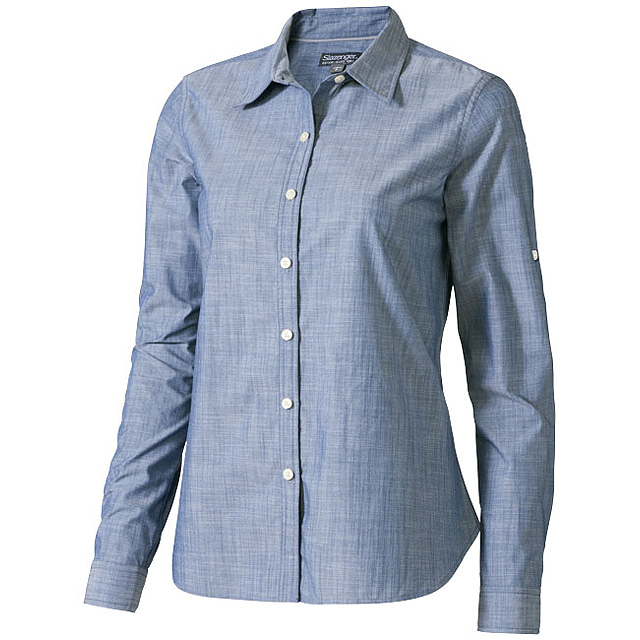 Dámské triko Lucky - modrá