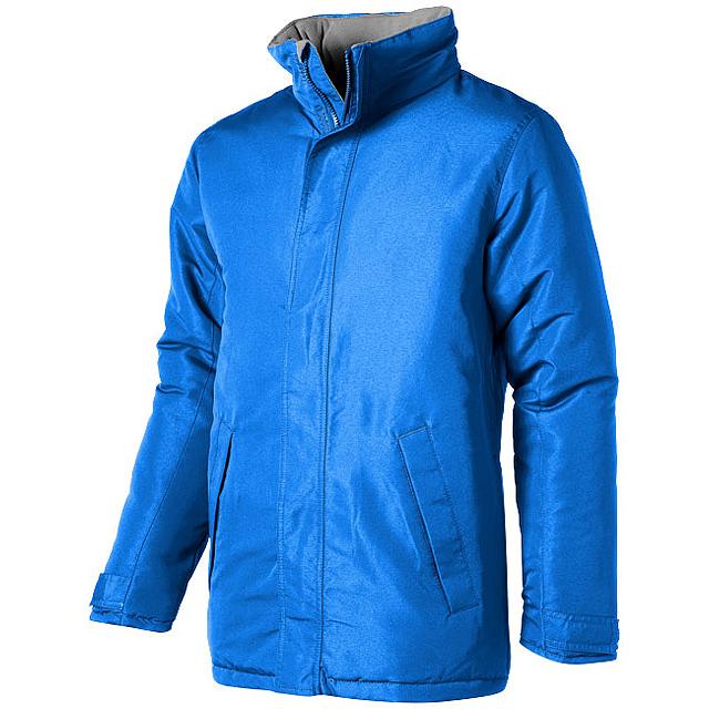 Oteplená bunda Under Spin - nebesky modrá