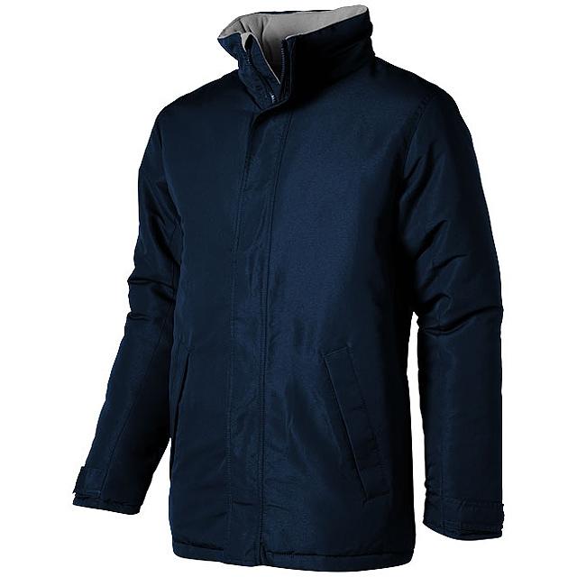 Oteplená bunda Under Spin - modrá