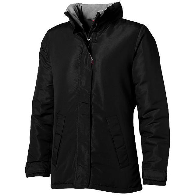 Dámská oteplená bunda Under Spin - černá