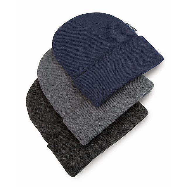 Result Caps - Čepice - černá