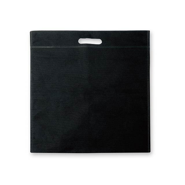 DAIA - Non-woven shopping bag, 70 gm2. - black