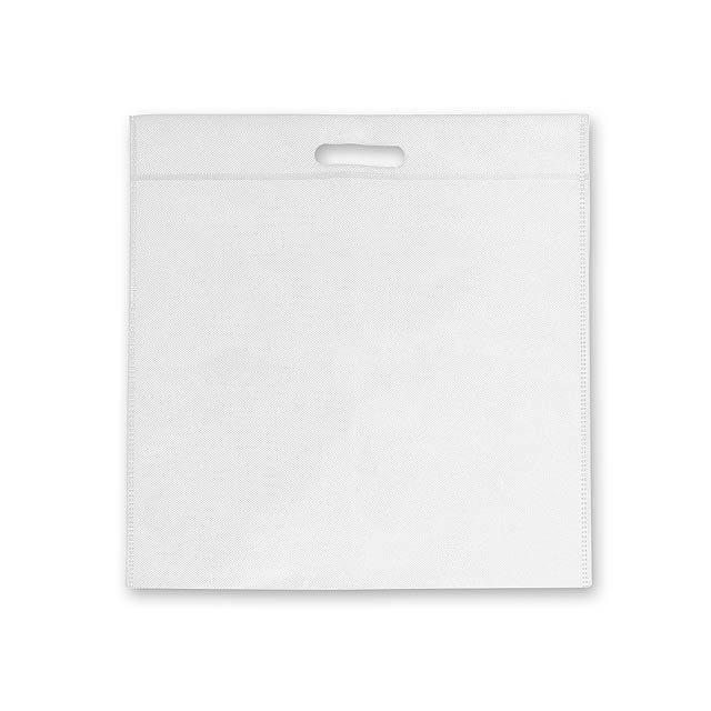 DAIA - Non-woven shopping bag, 70 gm2. - white