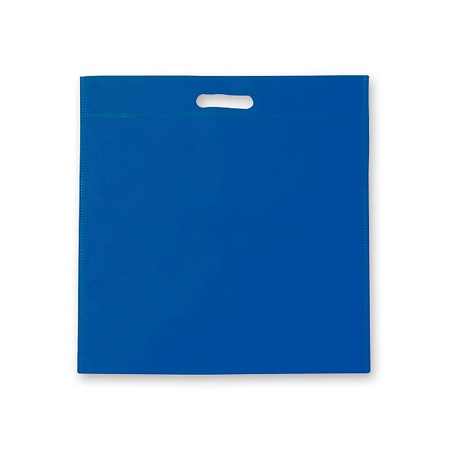 DAIA - Non-woven shopping bag, 70 gm2. - blue