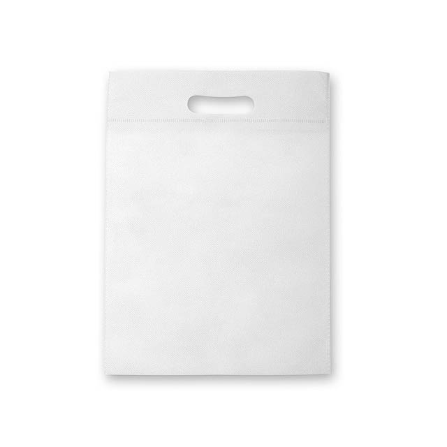 NERVA - Non-woven shopping bag, 70 g/m2. - white