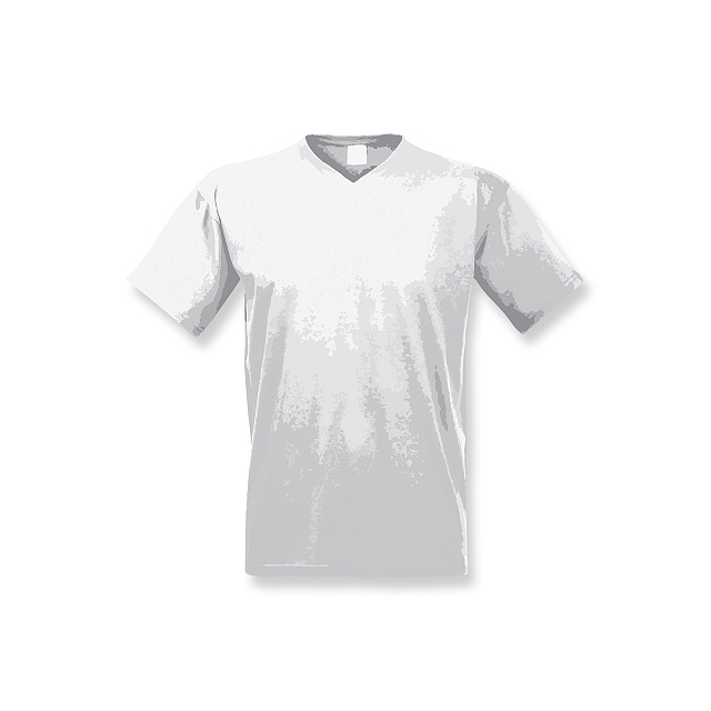 EXACT V-NECK - unisex tričko 83f7b8de92