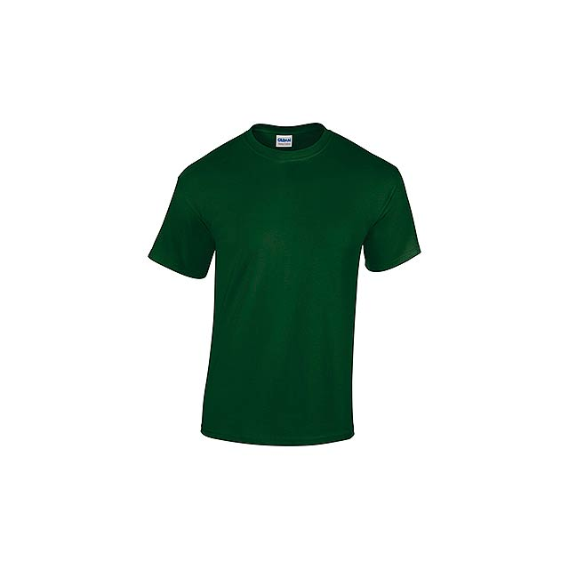 GILDREN - unisex tričko 185 g/m2, vel. L, GILDAN - zelená