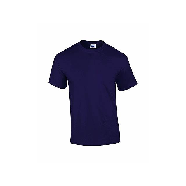 GILDREN - unisex tričko 185 g/m2, vel. XL, GILDAN - modrá