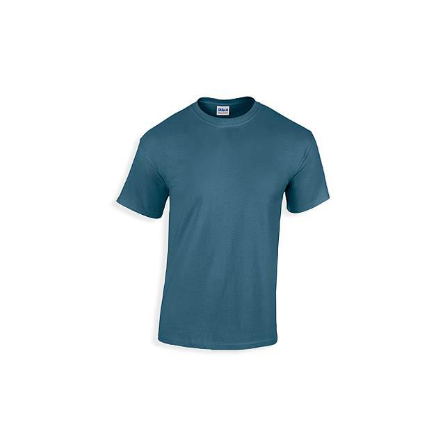 GILDREN unisex tričko 180 g/m2, vel. XL, GILDAN, Petrolejově modrá - modrá