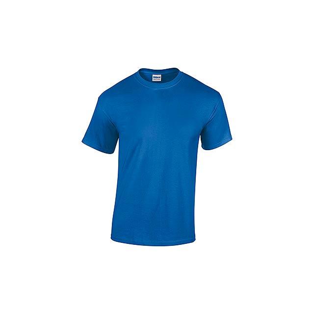 GILDREN - unisex tričko 185 g/m2, vel. XXL, GILDAN - modrá