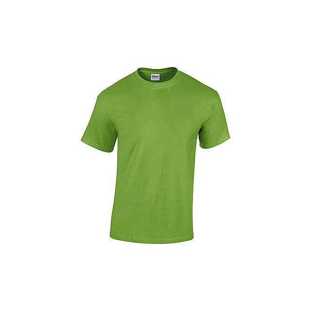 GILDREN - unisex tričko 185 g/m2, vel. XXL, GILDAN - zelená