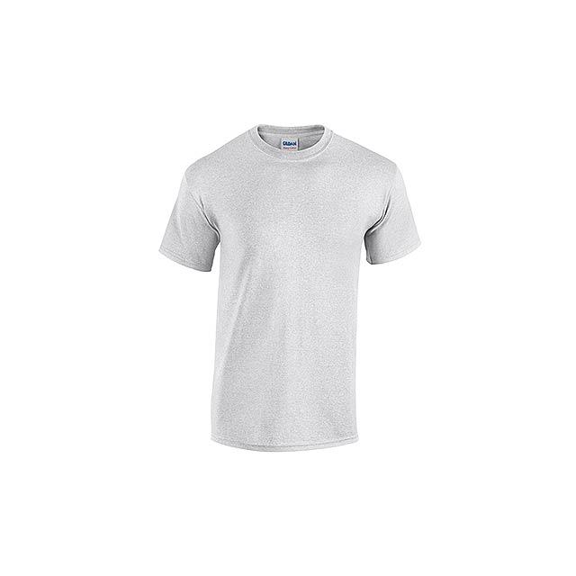 GILDREN - unisex tričko 185 g/m2, vel. XXL, GILDAN - šedá