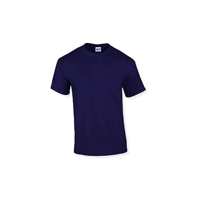 GILDREN - unisex tričko 185 g/m2, vel. XXXL, GILDAN - modrá