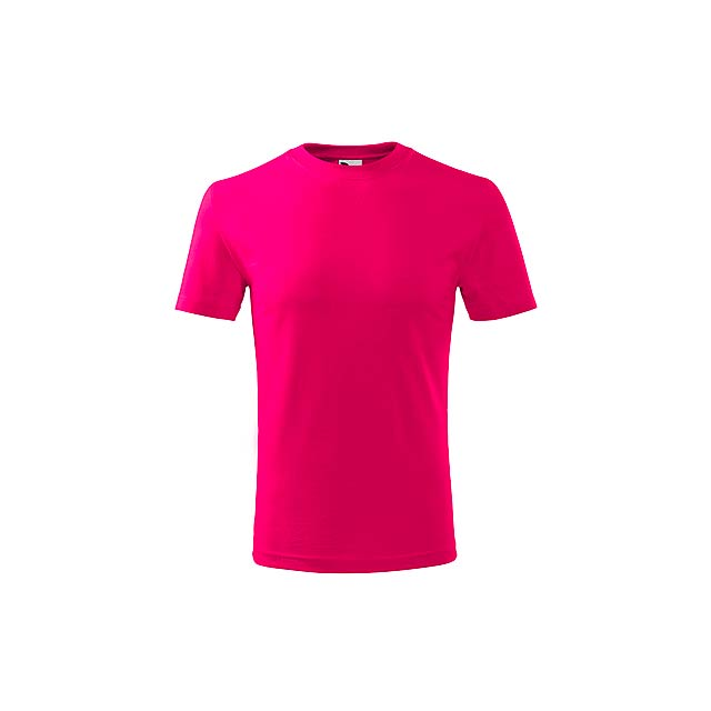 SMALLER - dětské tričko, 160 g/m2, vel. 4 roky, ADLER - růžová