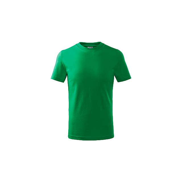 SMALLER - dětské tričko, 160 g/m2, vel. 6 let, ADLER - zelená