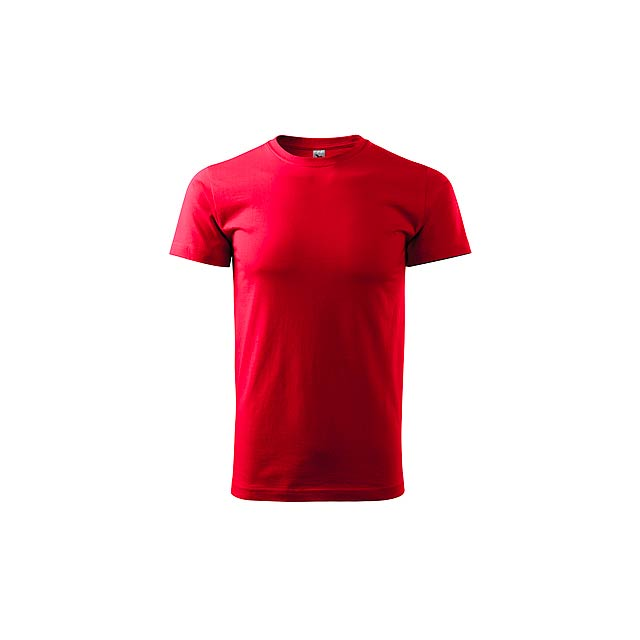 SHIRTY - unisex tričko, 200 g/m2, vel. XS, ADLER - červená