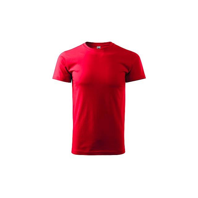 SHIRTY - unisex tričko, 200 g/m2, vel. M, ADLER - červená