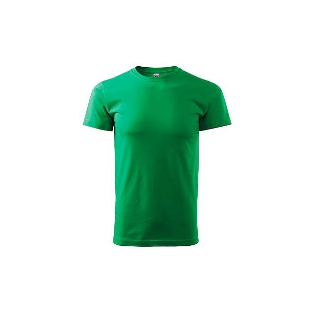 SHIRTY - unisex tričko, 200 g/m2, vel. M, ADLER - zelená