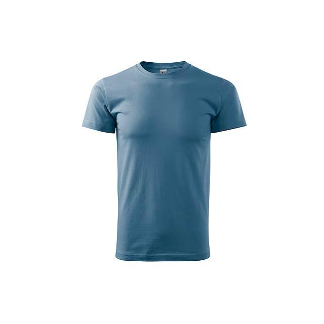 SHIRTY - unisex tričko, 200 g/m2, vel. L, ADLER - modrá