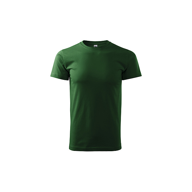 SHIRTY unisex tričko, 200 g/m2, vel. L, ADLER, Grafitově šedá - šedá