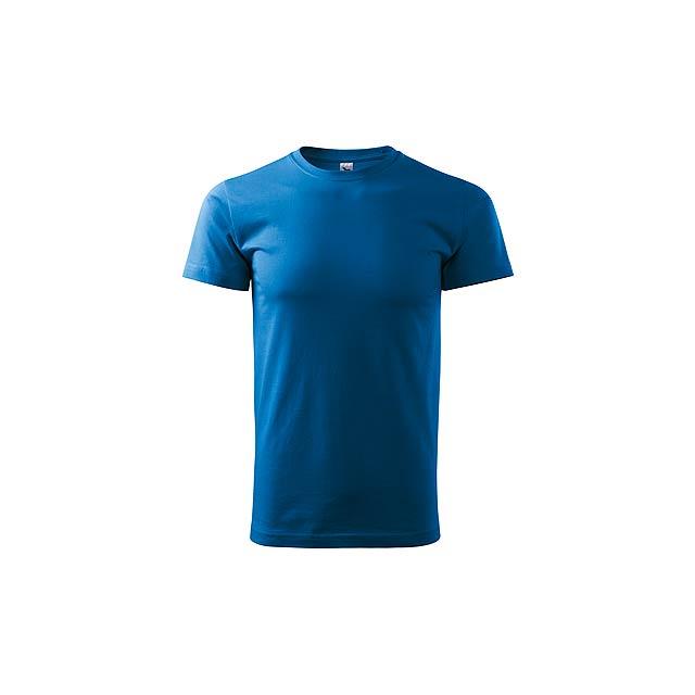 SHIRTY - unisex tričko, 200 g/m2, vel. XXL, ADLER - modrá