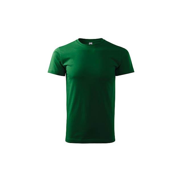 SHIRTY - unisex tričko, 200 g/m2, vel. XXL, ADLER - zelená