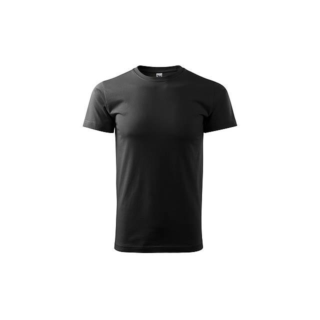 SHIRTY - unisex tričko, 200 g/m2, vel. XXXL, ADLER - černá