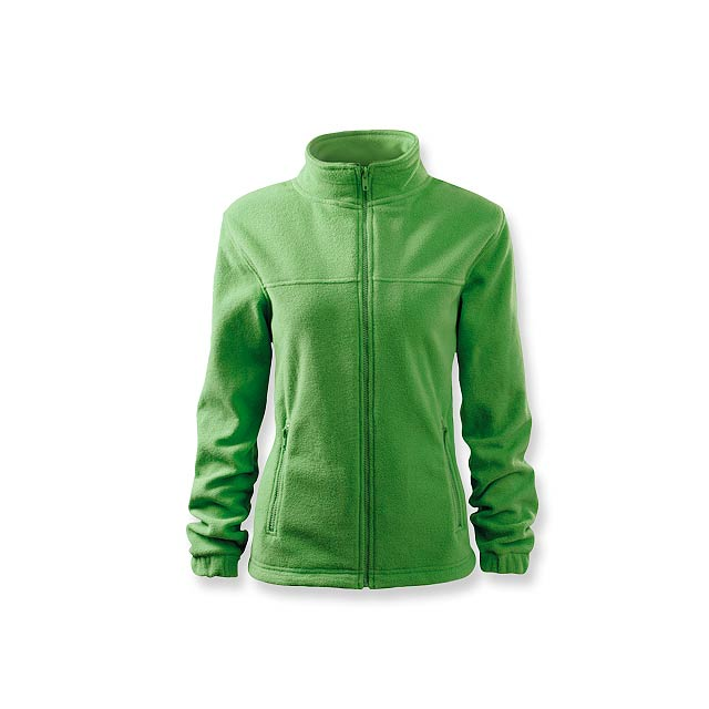 OLIVIE - dámská fleecová bunda, 280 g/m2, vel. XL, ADLER - zelená