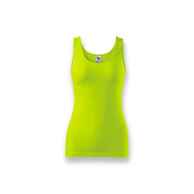 TOPIK - dámské tílko, 180g/m2, vel. L, ADLER - zelená