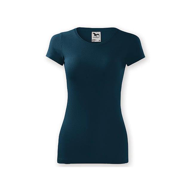 LORETANO dámské tričko, 180 g/m2, vel. S, ADLER, Noční modrá - modrá