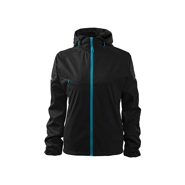 COOL JACKET WOMEN dámská bunda,  210 g/m2, vel. S, ADLER, Černá - černá