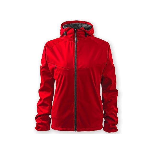 COOL JACKET WOMEN dámská bunda,  210 g/m2, vel. M, ADLER, Červená - červená