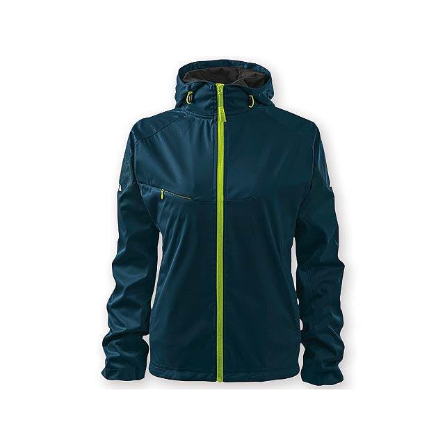 COOL JACKET WOMEN dámská bunda,  210 g/m2, vel. M, ADLER, Noční modrá - modrá