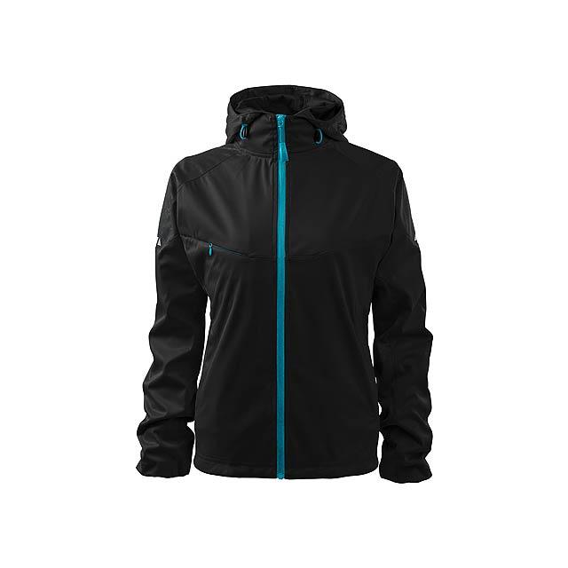 COOL JACKET WOMEN dámská bunda,  210 g/m2, vel. L, ADLER, Černá - černá