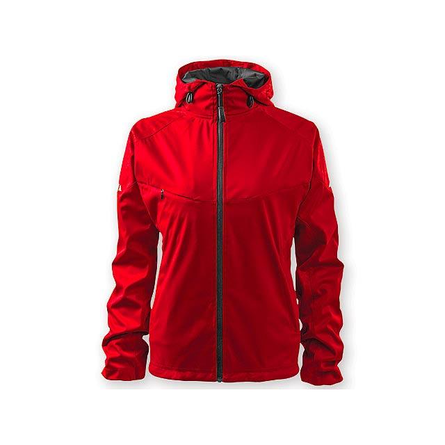COOL JACKET WOMEN dámská bunda,  210 g/m2, vel. L, ADLER, Červená - červená