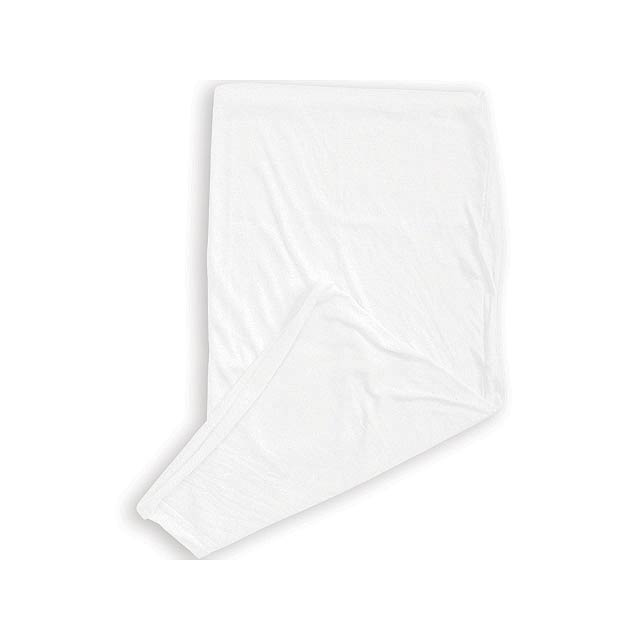 MULTISCARF multifunkční šátek, MYRTLE BEACH, Bílá - bílá
